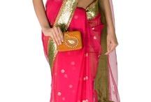 My love for sarees / Indian sarees