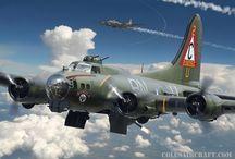 ww2 U.S. Bombers