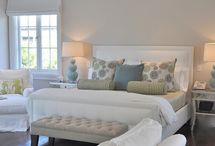 iNspiration ~ Master Bedroom / Again, would love all new furniture, paint and must re-do my closet. / by Robin Rix