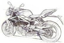 Automotive Drawing