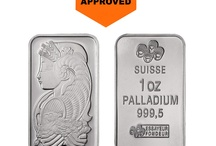 IRA Approved Palladium Bars
