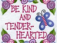 Tender Hearted Souls.