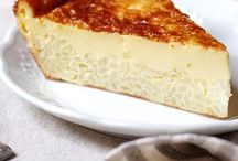 Cheesecakes, puddings & desserts / Puddings, custards, cheesecakes, desserts