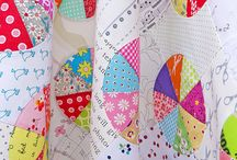 Sew....low volume / Patchwork and sewing projects using low volume fabrics