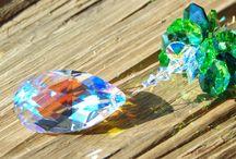 Swarovski Crystal Suncatchers