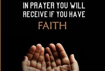 Faith in God to improve your life