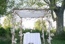 ślub w plenerze/ outdoor wedding