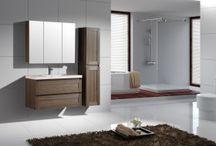 Meuble de salle de bain 100 cm