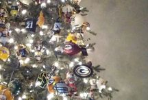 Wisconsin Packers Decorations