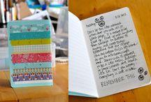 It's a Journal - Write it down!