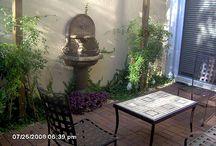 Tuscan patios