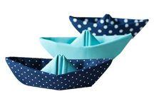origami tissus