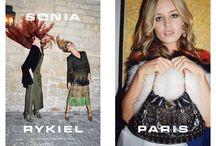 Sonia Rykiel Spring Summer 2015 Ad Campaign / by Sonia Rykiel