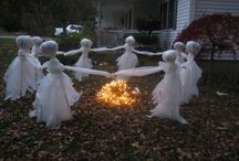 {Holidays} Halloween/Fall Outside Decor