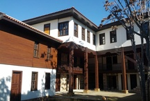 Ahşap Dekorasyon / Wooden Decoration / Antalya Kaleiçi tarihi ev restorasyonu. Tüm ahşap çalışmalar Ahşap Sistem tarafından yapılmıştır.