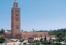 marruecos / el paisaje , arte ,colores ,