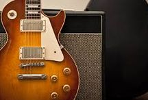 Guitar designs / Inspiratie voor gitaren