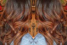 hair / by Carmen Mendoza