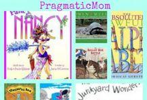 Books - Vocabulary / by Holly Edwards