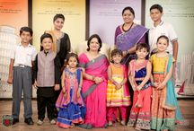 CHERISHING THE BROTHER-SISTER LOVE ON RAKHI WITH THE CHAIRPERSON / On the occasion of Raksha Bandhan, our Presidians met the Hon'ble Chairperson, Mrs. Sudha Gupta. The children expressed their wish to get beautiful Rakhis tied on their wrists by the Chairperson, and she lovingly obliged by taking a few Rakhis and tying it on the students' wrists. Mrs. Gupta appreciated the sincere act of the students.