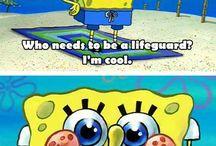 Spongebob / Se siete fan come me dì spongebob seguite la mia cartella