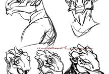 argonian draw reference