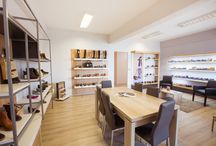 Project: Hush Puppies showroom-Athens,Greece.