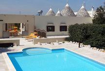 Holiday villa in Martina Franca Italy
