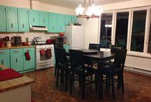 Desloges Kitchen / Kitchen ideas & styles I like
