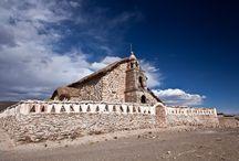 Bolivia Colonial Church