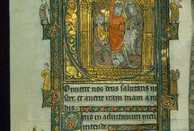 manuskrypty średniowiecze