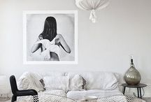 Interiors || I Love / Interior Design and Styling