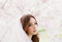 Bridal colour scheme
