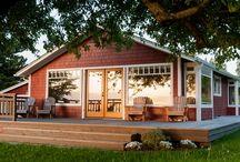 Sweet Sleeps & Lovely Lodges / Why stay in the same-old hotel, when you could count sheep at one of these amazing boutique bed and breakfasts, cozy lodges, and unique inns.