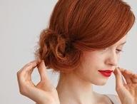 hair / by Maggie Eko