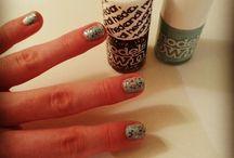 nail art / models own