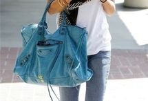 Jeans / Calças jeans de diferentes Modelagens