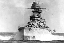 WWII Naval / by Kevin Minch