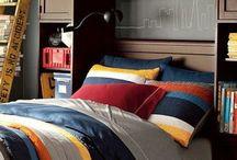 HOUSE: Teen Boy Bedrooms