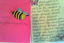 Love Notes ... Ancient Wisdom Healing, Empowerment / From my heart to yours ... make this YOUR year.