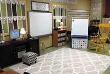 Classroom set up ideas