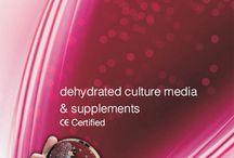Dehydrated Culture Media