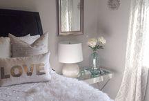 our bedroom / by Amanda Santos