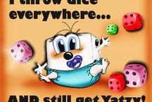 Funny Yatzy