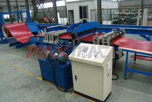 Cut to Length Line and Slitting machine / We specializing in the manufacture and export of cut to length line and slitting machine with more Than 20 years. Website: www.roll-forming.cn/              www.roll-machine.com/ E-mail: info@roll-forming.cn Tel:+86-571-82897908
