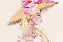 Illustrations / by Grace Douglas