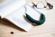 Entrelaços - Necklace Handmade