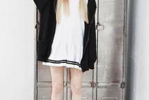 Korean Style / #Korean #Fashion #Ulzzang #Cute #Girl #Street