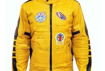 Kill Bill Volume 1 2003 Film Uma Thurman Jacket / Kill Bill: Volume 1 is a 2003 American action/thriller film written and directed by Quentin Tarantino. It is the first of two films that were theatrically released several months apart, the second one titled Kill Bill Volume 2.
