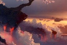 Blossom skysland